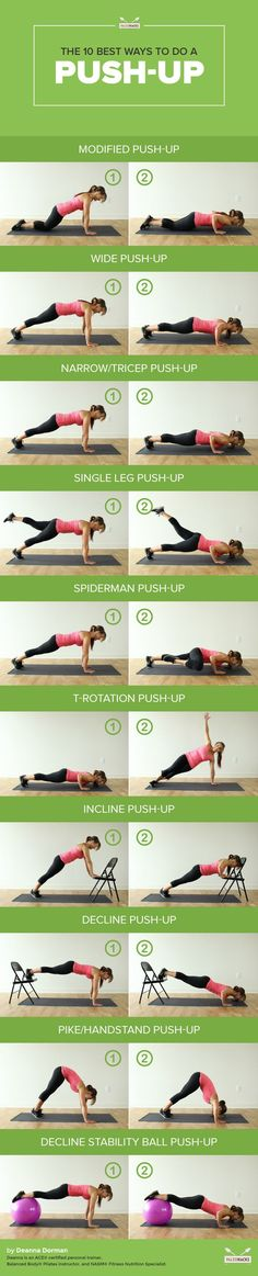 If you only ever do one exercise for the rest of your life, it should be the push-up.