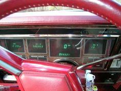 1982 Chrysler Imperial in Red/White