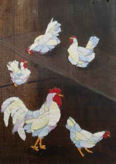 ChickChickChicKEN, by Candace Clough