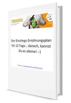 Abnehmen ohne Hunger - Der Ernährungsplan http://promo.berniecooper.57899.digistore24.com/