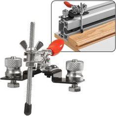 Mini Toggle T-Track Hold Down #WoodworkingTools