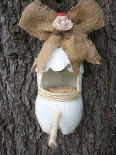 12531d756 Las 86 mejores imágenes de idea ambiental | Botellas recicladas ...