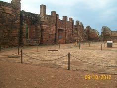Ruinas de San Ignacioo - Misión Jesuitica - Misiones - Argentina