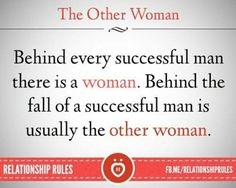 The other woman | Quotes | Pinterest