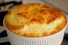 Soufle de Queso Te enseñamos a cocinar recetas fáciles cómo la receta de Soufle de Queso y muchas otras recetas de cocina..