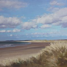 The Big Strand, Islay contemporary Scottish Paintings. View all John BELL art and Scottish artwork at Red Rag art gallery. Isle Of Islay, Bell Art, Landscape Paintings, Acrylic Paintings, Beach Scenes, Contemporary Artists, Scotland, Art Gallery, Sky