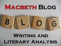 Gotta write an essay about Macbeth?