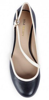 Yolanda Ballet Flats..omgosh I want these!