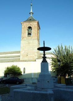 SANTA OLALLA (Toledo). Iglesia de San Pedro Apóstol.
