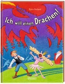 Ich will einen Drachen! - Ousland (ab 4 Jahren)