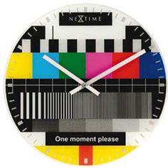 """Reloj de Pared Carta de Ajuste... """"one moment please"""" :-)"""