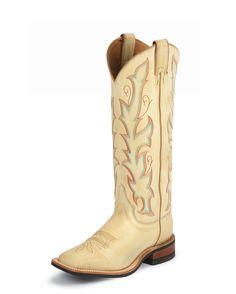 Justin Buckskin Liga Cowhide Boot $146.95