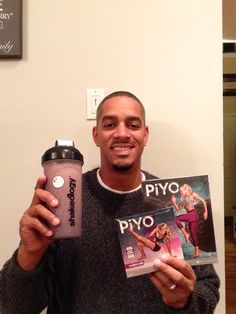 This is how I start my morning off right. Drinking my Shakeology and getting ready to mail out a complete PiYo workout program to one of my groups newest members for FREE.   I have two FREE workouts left. Message me today to find out how you can be one of two that get it!!!