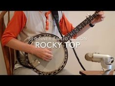 "Free ""Foggy Mountain Breakdown"" Lesson --Beginner Banjo - YouTube"