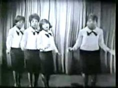 """The Crystals - Then He Kissed Me - New Stereo Remixmembers Barbara Alston Mary Thomas Myrna Giraud Patricia """"Patsy"""" Wright Dolores """"LaLa"""" Brooks Frances Collins"""