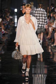 John Galliano at Paris Fashion Week Spring 2012 - Runway Photos
