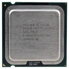 CPU Processor 2.66 GHz SL9UL Free shipping Intel Core 2 Extreme QX6700 LGA 775