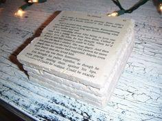 <i>Nancy Drew</i> Book Coasters