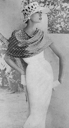 Vogue ♥ 1957
