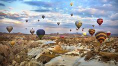 Make the most of your vacation in Turkey by booking the best Turkey tours and travel activities. Visit Istanbul, Cappadocia, Pamukkale, Ephesus, and Bryce Canyon, Grand Canyon, Turkey Vacation, Turkey Travel, Romantic Destinations, Amazing Destinations, Delta Do Okavango, Santorini, Cappadocia Balloon