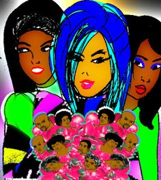 Drag and the Divas by Johnny B Perkins, Jr.