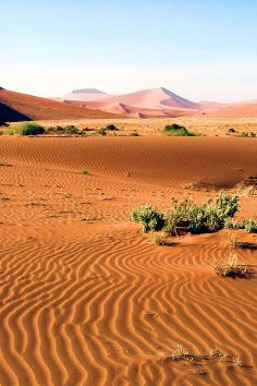 Namib-Naukluft National Park, Namibia's most versatile conservation area.