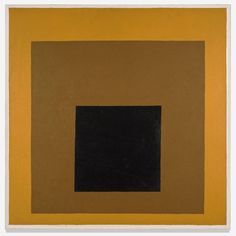 Homage to the Square, 1957   SFMOMA