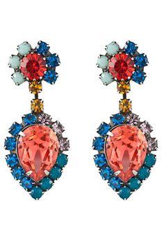 looks like candy.  cruz earring by DANNIJO