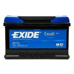 Type 027 Car Battery 640CCA 4 Yrs Wty Sealed Exide Premium 12V 64Ah OEM Quality