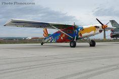Pilatus PC-6/B2-H2 Turbo Porter - 3G-EL