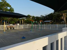 Riverview Park Splash Pad - Sebastian, FL