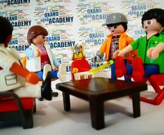 Final discussions with the two #candidates who impressed us during the job interviews. We are ready to welcome both of them! . . . . .  #OxandAcademy #gamebasedlearning #playful #learning #teambuilding #team #development #recruitment #toystagram #playmobil #lego #whatdoyouwanttoimprove #whatdoyouwanttolearn