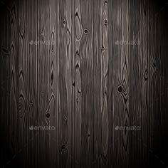 Dark Wood Seamless Pattern