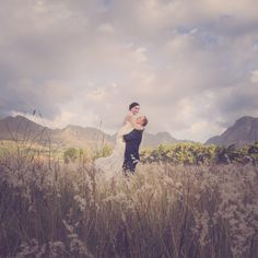 Real Love – Cara Aden's Classic Romantic Wineland Wedding
