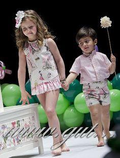 Disponible en Gutierrez & Ramos. Moda Infantil.
