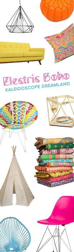 Vibrant Boho Furniture & Décor | Up to 60% Off at dotandbo.com