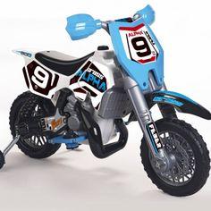 Juguete MOTO CROSS ALPHA 6v deFeber Precio 126,03€ en IguMagazine #juguetesbaratos