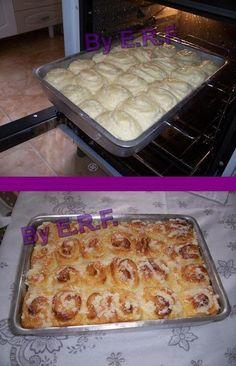 Máquina de Fazer Pão & Cia: Pão Recheado