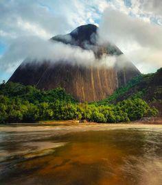 Cerros de Mavecure, Guainia, Ph. Gaboeisenband