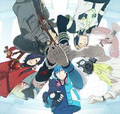 Home Decor Japanese Wall poster Scroll Dramatical Murder DMMd Seragaki Aoba Art in Collectibles, Animation Art & Characters, Japanese, Anime All Anime, Anime Guys, Manga Anime, Bl Games, Nitro Chiral, Deadman Wonderland, Dramatical Murder, Anime Style, A Team