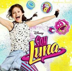 #SoyLuna  #ValentinaZenere