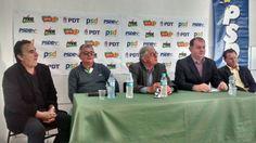 Na tarde de quarta-feira, dia 15, a coligação formada por PMDB, PSDB, PSD, PDT e PPS reuniu a imprensa para a apresentação dos partidos que vão compor a coligação. A reunião aconteceu na sede do PSDB de Timbó, que fica na Vila Germer. De acordo com o presidente do PSDB, Adalberto Roeder, para que os ...