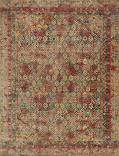 Take A Look At This Slate Berry Javari Rug Today Loloi Rugs Dining Room