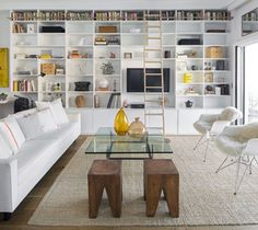 Modern Living Room photo by Decor Aid