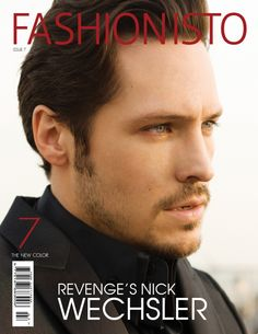 Nick Wechsler by Angelo Kritikos for Fashionisto #7 - | The Fashionisto: The Latest in Fashion from Runway to Print