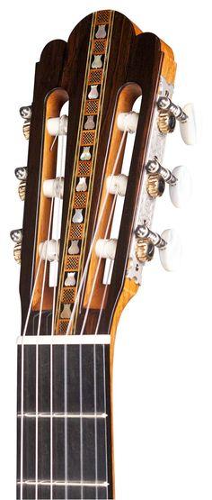 Classical Guitars - 2015 Luigi Locatto SP/CSAR - Guitar Salon International