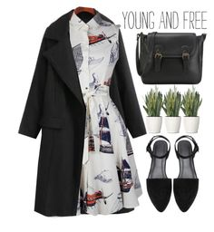 """""""Young and free!"""" by m-zineta ❤ liked on Polyvore featuring PLANT"""