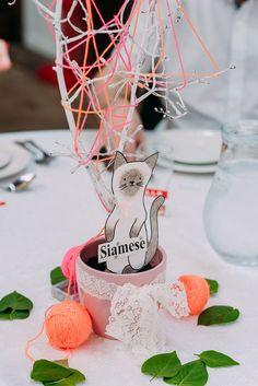Cat Themed Wedding in Brighton · Rock n Roll Bride