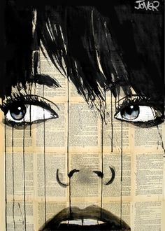 Saatchi Online Artist Loui Jover; Drawing,