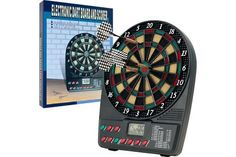Electronic Mini Dart Set with Auto Scorekeeper    Retail Price: $29.99  Yugster Price  $14.97
